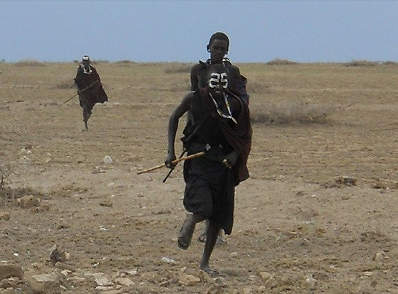 Masai Mari Tribe