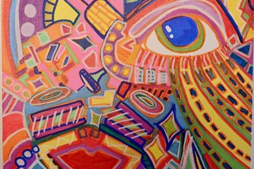 Margaux Wosk Disillusion Fragmentalized