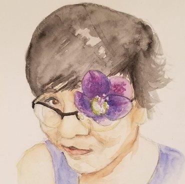 Katherine Self Portrait