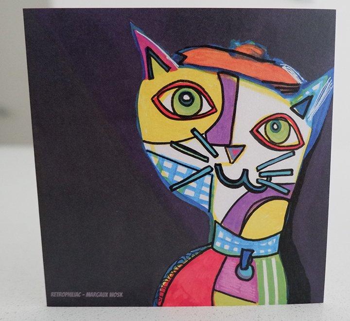 Margaux Wosk Retrophiliac Cat