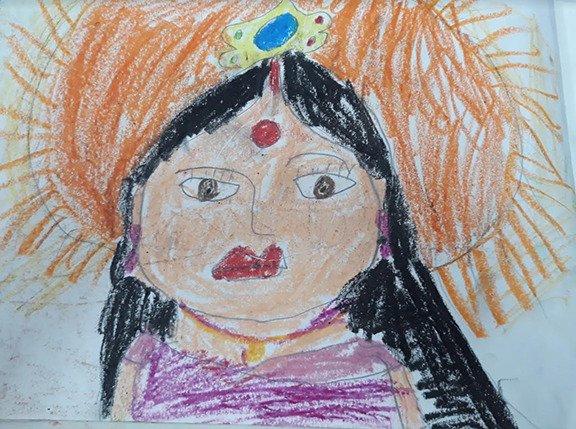 Aratrika Mukhergee Zansi