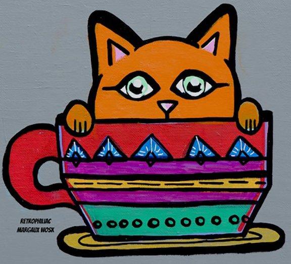 """Retrophiliac """"Inclusion Cat"""""""