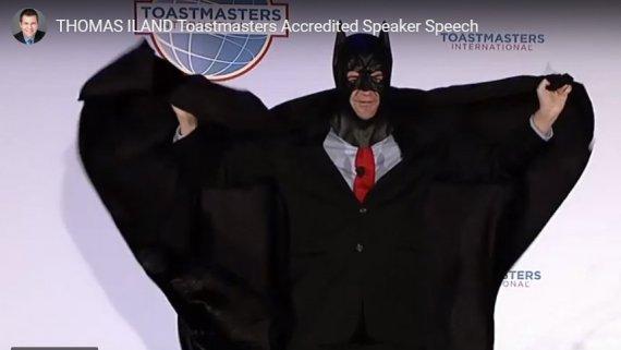 Tom Iland Batman