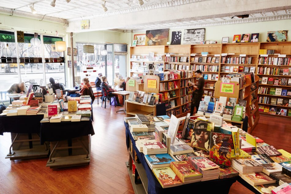 Bluestockings Bookstore