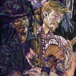 "Angela Weddle ""San Antonio Jazz Poets"""