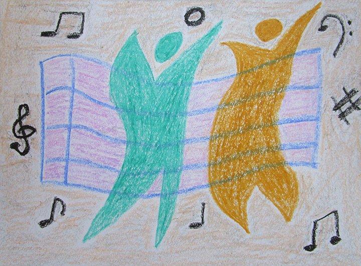 """Maranda Russell """"Feel the Music"""""""