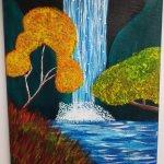 Parker Franco Gentle Waterfall