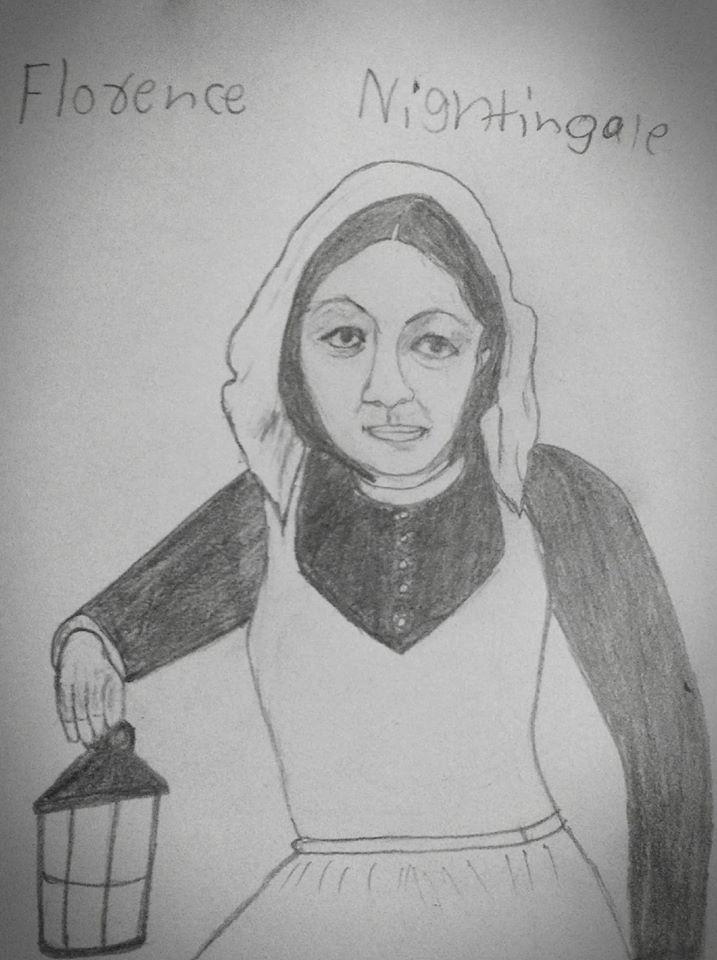 "Amal A.S. c/o Akhila Sunil ""Florence Nightingale"