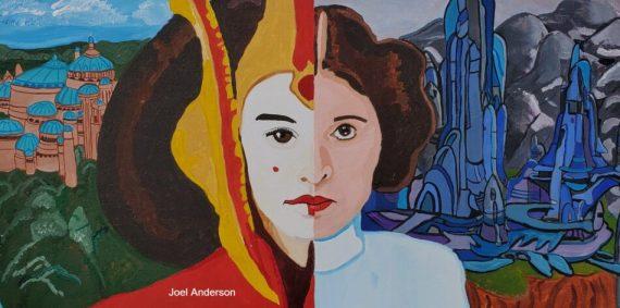 Joel Anderson Amadala Leia
