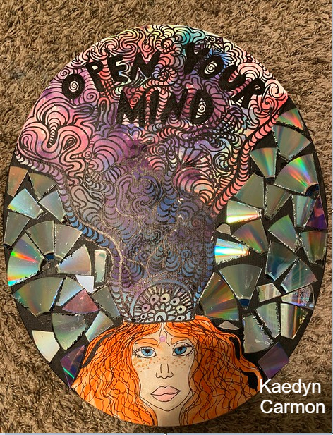 "Kaedyn Carmon ""Open Your Mind"""