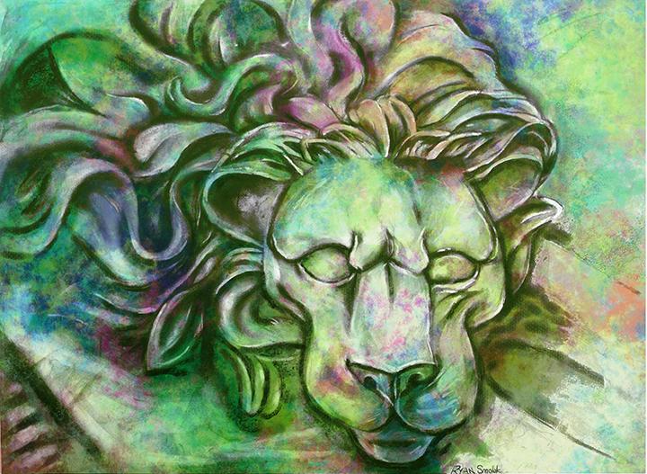 Ryan Smoluk Lion