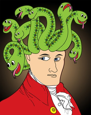 Austin John Jones Gorgon Mozart
