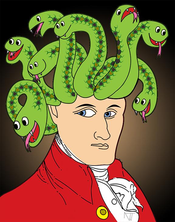 Austin John Jones Gorgon Mozart