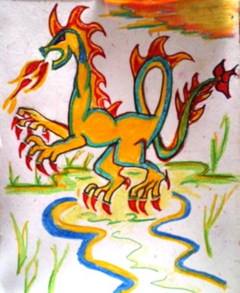 Keira Fulton Lees Dragon