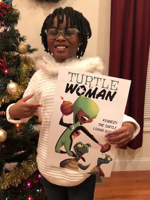 Kennedy Turtle Woman