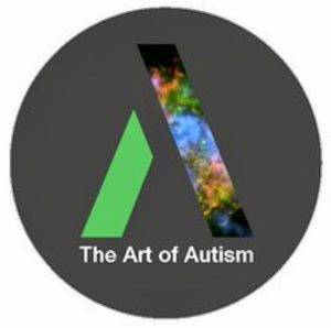 Art of Autism Peace Logo
