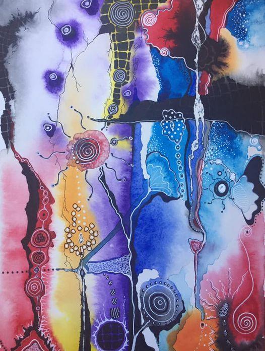 """Deborah Kalantari """"Untitled"""""""