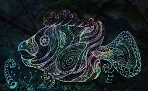 Wen of Zen Peace Fish