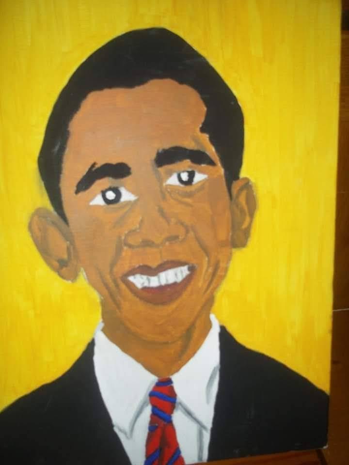 Ronaldo Byrd Obama