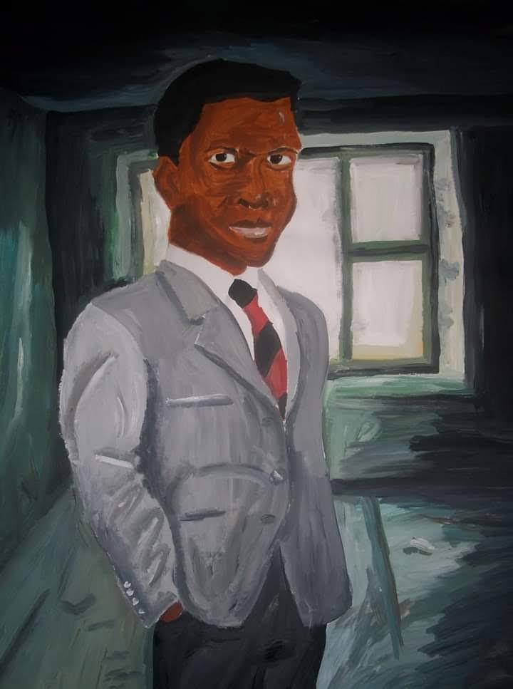 Ronaldo Byrd Sidney Portier