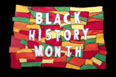 Guilherme Chalreo Black History Month Flag