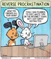 Image result for procrastinate