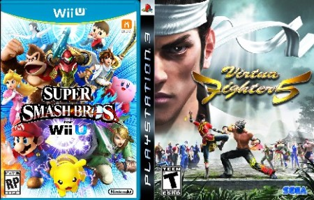 Fighting Games  The Depth Behind Their Fundamentals and Community     Fighting games can vary immensely in their difficulty   Smash Brothers and  Virtua Fighter are on
