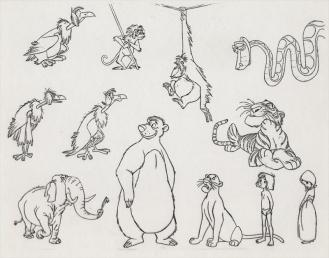 The_Jungle_Book_cast_model_sheet