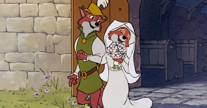 Robin-Hood-Wedding