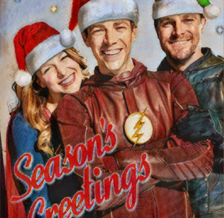 """This Week In The Arrowverse: 12/4/2017 – 12/10/2017: """"A Beebo Day"""