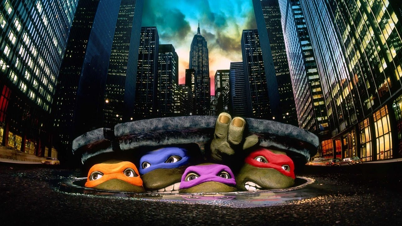 Before Capes Were Cool 12 Teenage Mutant Ninja Turtles 1990 The Avocado