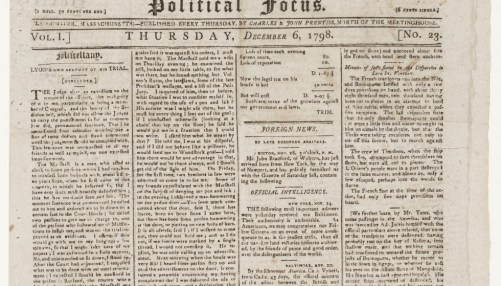 Lyon Newspaper