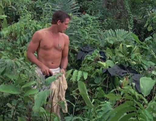 shirtless dudikoff
