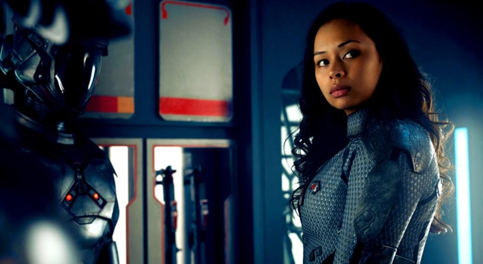 "The Expanse: Season 3 Episode 1, ""Fight or Flight"" – The Avocado"