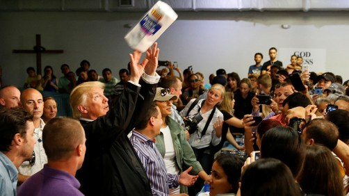 Trump is an asshole