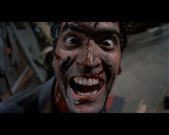 Bruce Campbell - Evil Dead 2