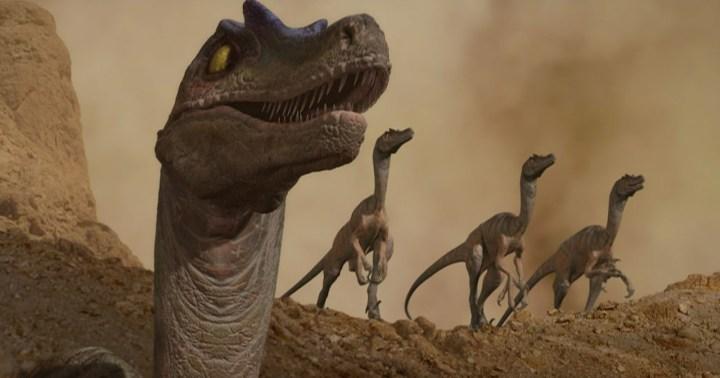 Dinosaur+Disney+Velociraptors