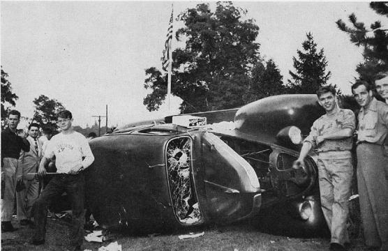 Peekskill Car