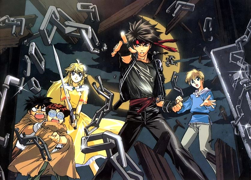 Anime Worth Watching Sorcerous Stabber Orphen