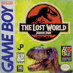 TheLostWorldJurassicParkBoxShotGB
