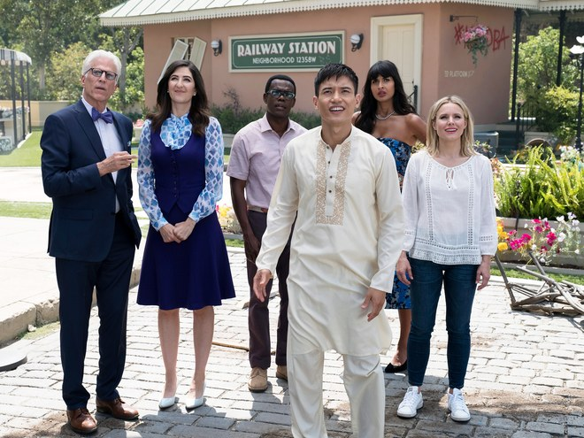 The Good Place Season 3 Episode 1 – The Avocado