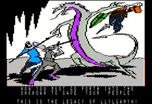 893458-wizardry-legacy-of-llylgamyn-the-third-scenario-apple-ii-screenshot