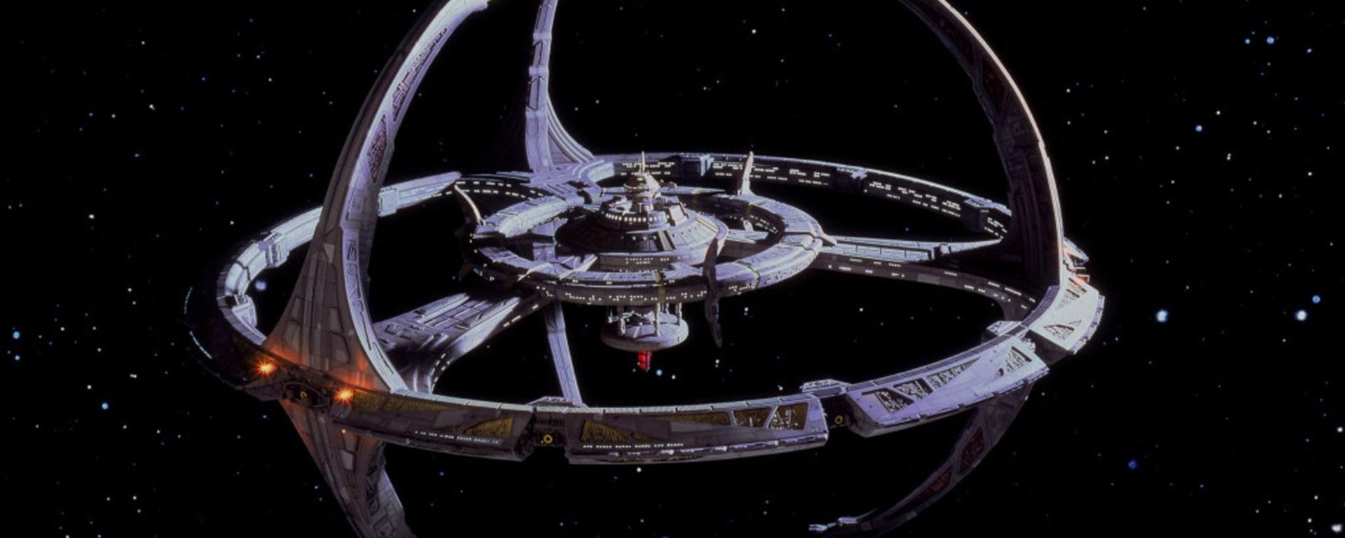 "To Boldy Sew: Star Trek Deep Space Nine S01E06: ""Q-Less"
