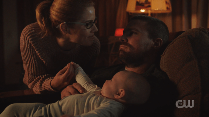 Arrow - You Have Saved This City - Family