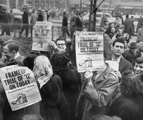 Foley Square Protest