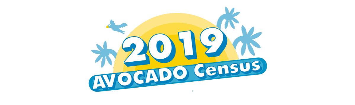 2019 Avocado Census Logo