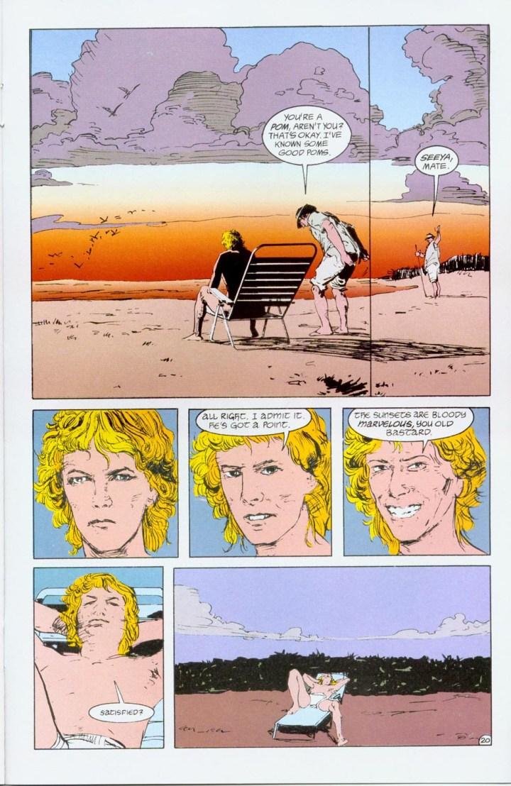 Sandman 28 - 20
