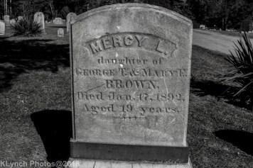 Mercy Lena Brown