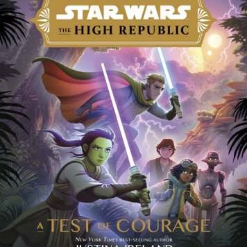 A Test of Courage by Justina Ireland