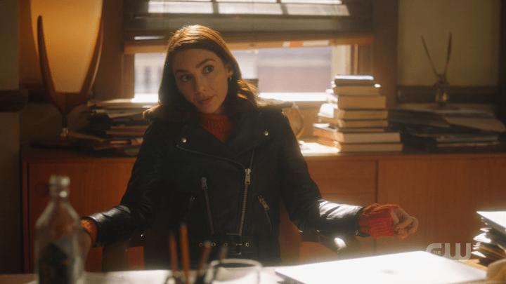 The Flash - Season 6, Episode 12 - A Girl Named Sue - Sue Dearbon